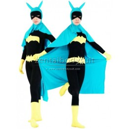 DC Comics Batman Costume | Spandex Superhero Zentai Suit