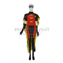 Red Robin Suit DC Comics Strong Mens' Superhero Costume