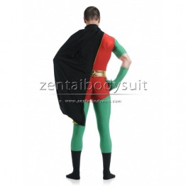 Robin Costume Tim Drake Version Spandex Superhero Zentai Suits