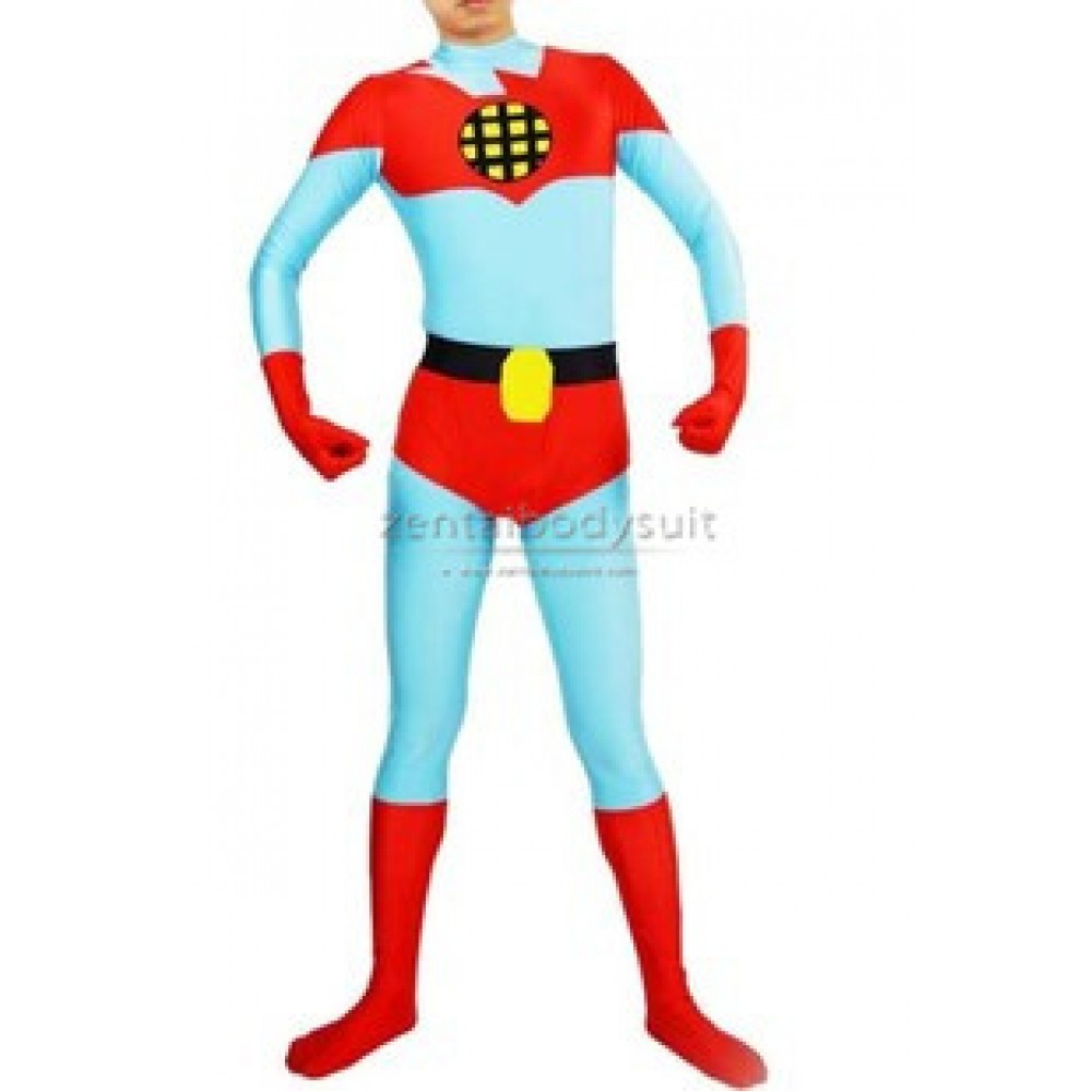 captain planet and the planeteers captain planet zentai