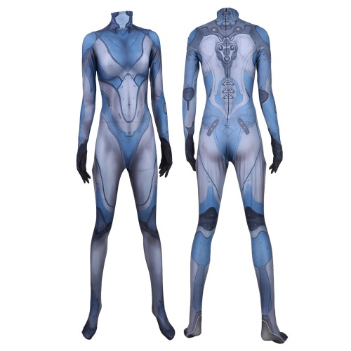 Dezerged Sarah Kerrigan Costume StarCraft Game Girl Cosplay Suit