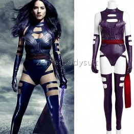 X-Men Apocalypse Psylocke Cosplay Costume