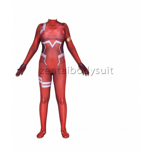 zero two cosplay costume