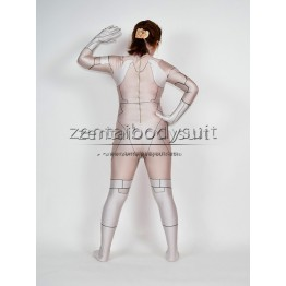 Ghost In The Shell Costume Major Cosplay Bodysuit Halloween Party Zentai Suit