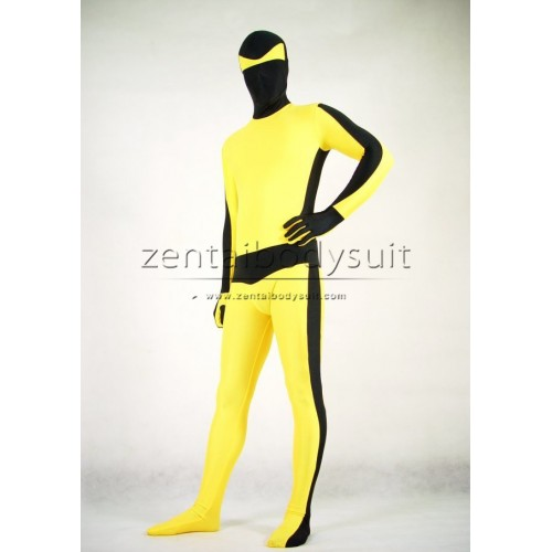 Kill Bill Beatrix Kiddo Spandex Cosplay Superhero Costume