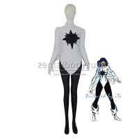 Marvel Comics Female Monica Rambeau Superhero Costume