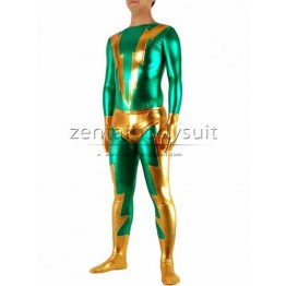 Marvel Supervillain Electro Cosplay Superhero Costume