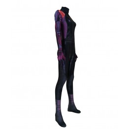 3D Printing Battle Angel Alita Cosplay Costume Jumpsuits