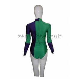 Caitlin Fairchild Costume Spandex Superhero Suit