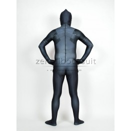 3D X-Force Deadpool Costume Grey Cosplay Deadpool Suit