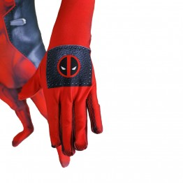 Deadpool 3D Printed Cosplay Suit