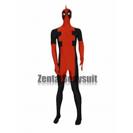 Custom Spandex Deadpool Superhero Costume