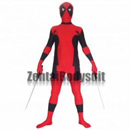Hot Deadpool Spandex Deadpool Costume