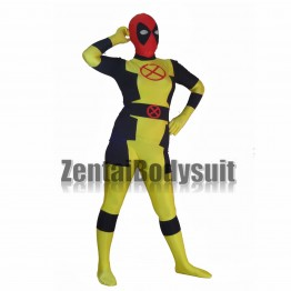 Style Custom X-men Deadpool Costume