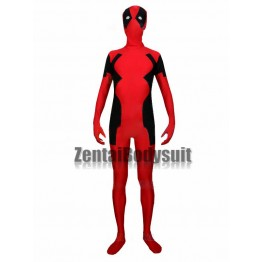 Style Deadpool Spandex Deadpool Costume