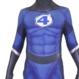 3D Printed Fantastic Four Costume