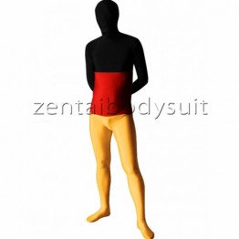 Germany Flag Lycra Spandex Zentai Suit