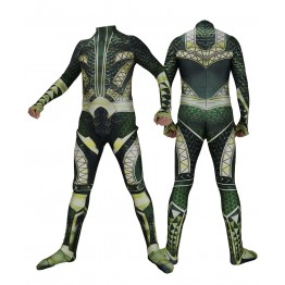 Justice League Aquaman Superhero Cosplay Costume