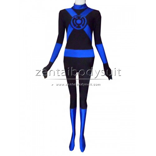 Blue Lantern Corps Blue Lantern Suits Superhero Costume