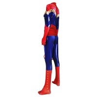 Ms Marvel Carol Danvers Cosplay Costume