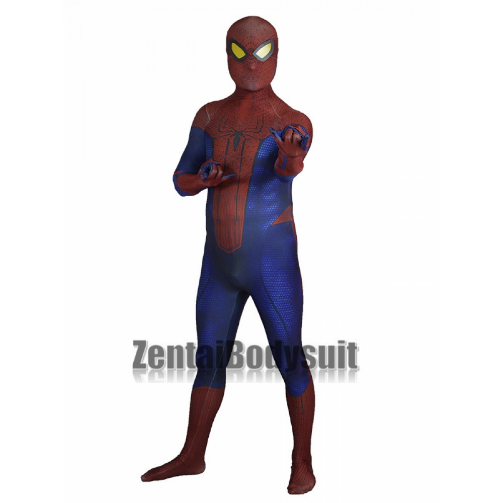 how to create a spiderman suit