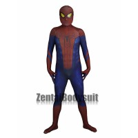 3D Original Movie Spider-man Costume The Amazing Spiderman Suit