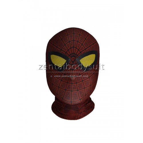 3D Original Movie The Amazing Spider-man Mask Spiderman Hoods