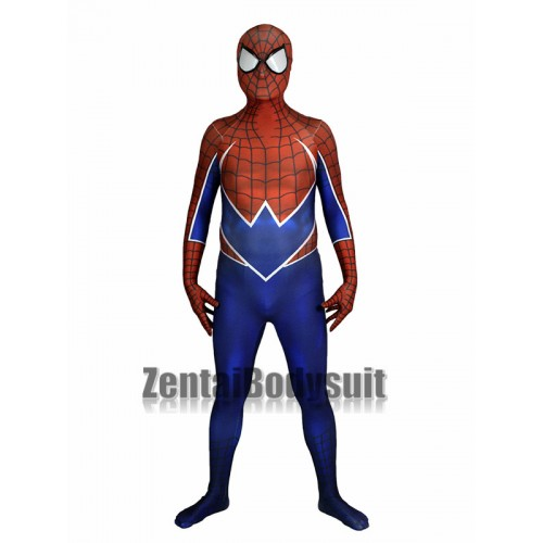 3D Printing Punk-Rock Spidey Spider-man Costume