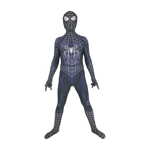Black Raimi Symbiote Spider-Man Costume Spider-Man Costume