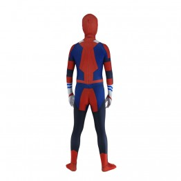 Blue Spider-Man Spider-Deku Spiderman Costume
