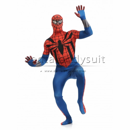 Ben Reilly Spider-Man Costume Superhero Suit