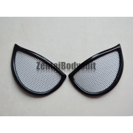 Black Style Spiderman Eye Glasses Spider Lenses