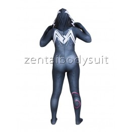 Girl Gwenom Spider Suit Venom Gwen Cosplay Costume