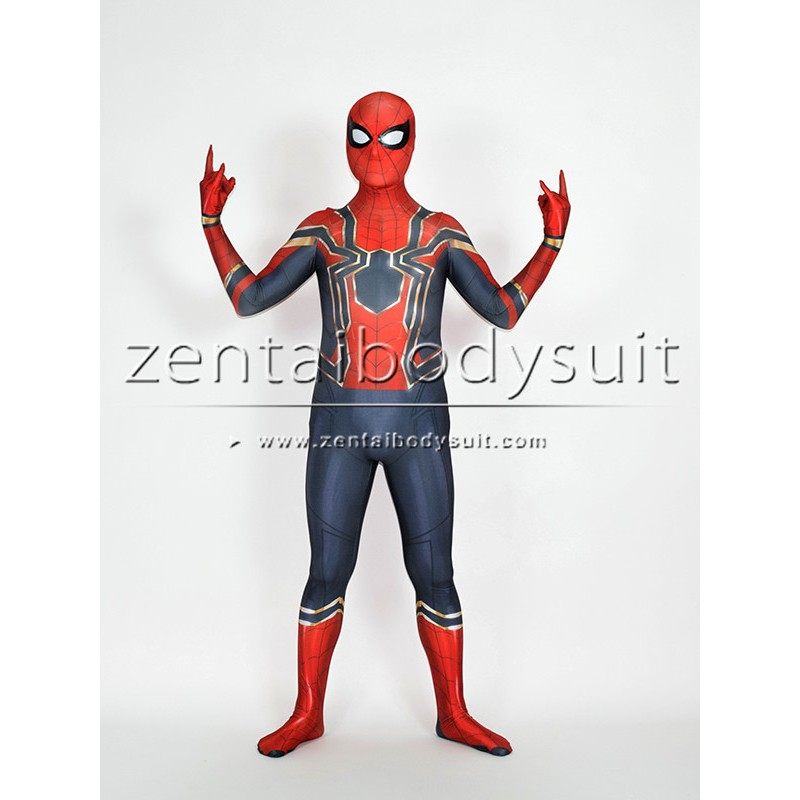 sc 1 st  Zentai Suits cosplay Personalize Party & Iron Spider-Man Homecoming Suit Iron Spider Costume