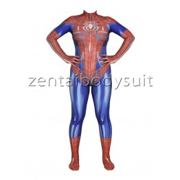 MJ Jamie Spider Female Skin Costume Mary Jane Girl Cosplay Suits