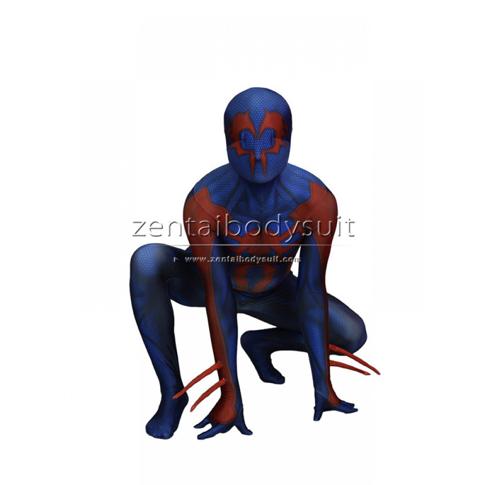 how to make spider man 2099 costume