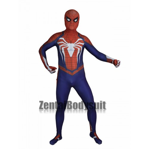 Spider-man Costume PS4 Insomniac Games Spiderman Suit
