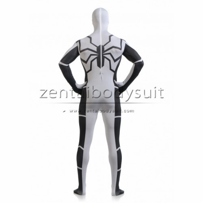 sc 1 st  Zentai Suits cosplay Personalize Party & Spider Man Future Foundation White Suit Spiderman Costume