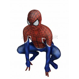 Spider UK Costume Spider UK Morph Fullbody Suit