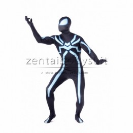 Spiderman Zentai Bodysuit Halloween Lycra Spandex Cosplay Costume