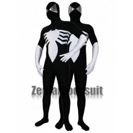 Symbiote Vemon Spider-Man Costume | Spiderman Lycra Spandex Superhero Costume