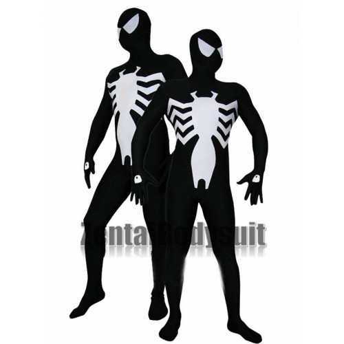 Symbiote Vemon Spider-Man Costume Spiderman Suit