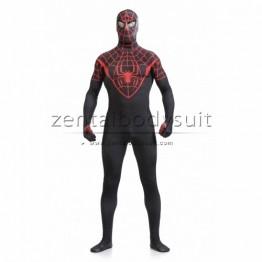 Ultimate Spider Man Suit Superhero Costume