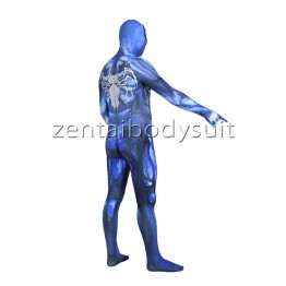 Venom Symbiote Spiderman Suit Cosplay Costume