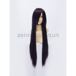 Purple Psylocke Wig X-men Superhero Wig