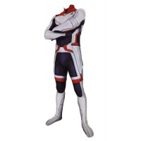 Quantum Realm Costume Avengers 4 Endgame Printing Cosplay Jumpsuits