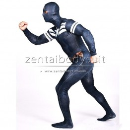 Digital Printing New Style Captain America Male Superhero Costume