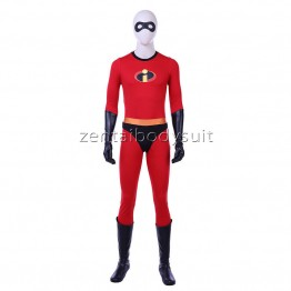 luxury Mr Incredible 2 The Incredibles Superhero Costume