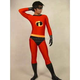 The Incredibles-Mr Incredible Costume Superhero Zentai Suit