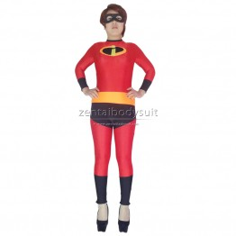 The Incredibles-Mrs Incredible Spandex Superhero Costume